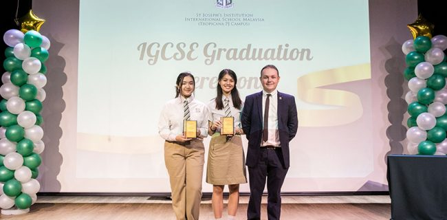 Year 11 IGCSE Graduation Ceremony